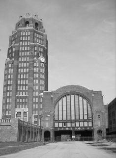 #Central Terminal, Buffalo NY  Buffalo in Upstate New York Yo   Repin Thank you    http://www.linksbuffalo.com/place/forgotten-buffalo-tours/