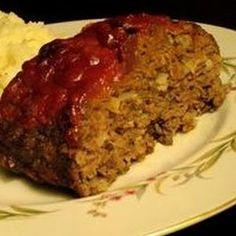 Meatloaf in a Pressure Cooker