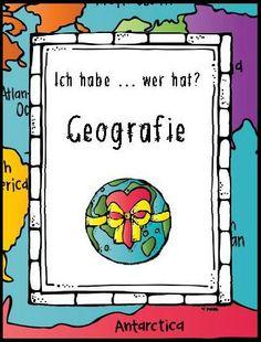 Geografie Ich habe