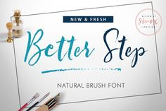 Better Step Natural By Siwox/CoreLine Type