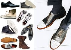 Shoe Madness (For the Boys) – Style Scoop - Daily Fashion, Beauty and LifeStyle Blog