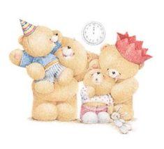 #foreverfriends #teddy #celebration