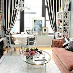 Eklektik Salon Tasarımı Fikir, Resim, Remodel ve Dekor