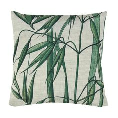 HKliving Printed Bamboo Kussen 45 x 45 cm 20