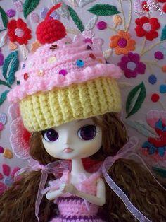 Nagisa cupcake | Flickr: Intercambio de fotos