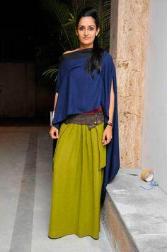 Kind of really like this! Designer Payal Khandwala