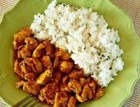 Классическая курица карри / Простые рецепты