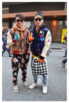 fcd6745f737e hip hop street fashion - Google da Ara Korean Street Fashion