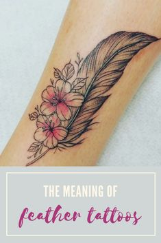 Feather Tattoo Cover Up, Feather Tattoo Meaning, Feather Tattoo Design, Tattoos With Meaning, Tattoo Meanings, Cover Up Tattoos For Women, Tattoo Designs For Women, Tattoos For Women Small, Indian Feather Tattoos