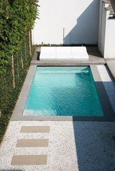 piscina pequena