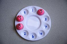 Quick, easy, simple fun.  Color Recognition.  Matching.  Patterns.  Counting.  Toddler Play
