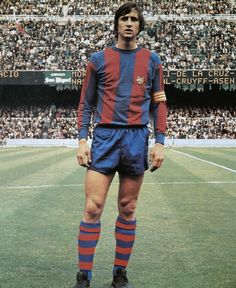 Johan Cruijff, Netherlands (Ajax, Barcelona, New York Cosmos, Ajax, Feyenoord)