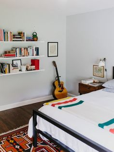Nightstand Decor- The Best Nightstands, Table Lamps and More Plus, how to style a nightstand.