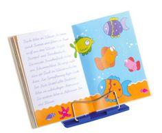 Boekensteun €3.95 - http://credu.nl/product/boekensteun-blauw/