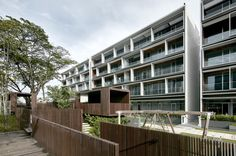 Galería de Seletar Park Residence / SCDA Architects - 6