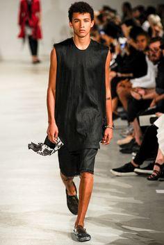 Siki Im - Spring 2015 Menswear - Look 3 of 26