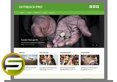 Outreach Pro: Church WordPress Theme DOWNLOAD THEME: http://smartonlinepros.com/get/all-studiopress-themes/