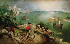 el Ícaro de Brueghel - Buscar con Google