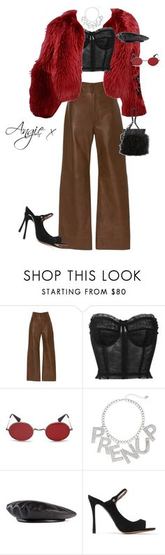 """""""Untitled #699"""" by stylzbyang ❤ liked on Polyvore featuring Dolce&Gabbana, Murdock London, Betsey Johnson, Gucci, Tabitha Simmons and Alexander Wang"""