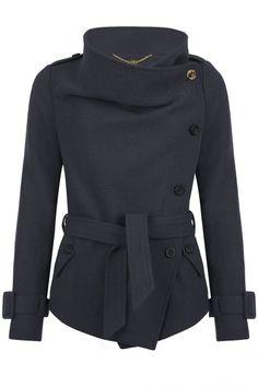 Orleen Coat Eclipse