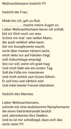 weihnachtsmann gedicht