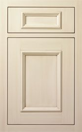 Brookhaven/Cabinet Innovations for cabinets - Square Edge Winfield ...