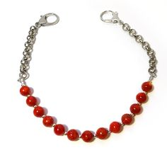 New Lava Pants Chain Red Passion Corallo http://aetnastones.com
