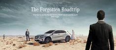 Mercedes-Benz - the new GLA