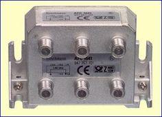Met het AFC1641 viervoudig aftakelement kunt u een bestaande coaxkabel onderbreken en vier aftakkingen maken naar vier nieuwe antenne aansluitdozen, bijvoorbeeld in uw tienerkamers en uw slaapkamer. De verzwakking van de doorgaande kabel is minimaal, slechts 3,8 dB. De verzwakking naar de aftakpunten bedraagt 12,5 dB tot 15,0 dB.  http://www.vego.nl/hirschmann/afc1641/afc1641.htm