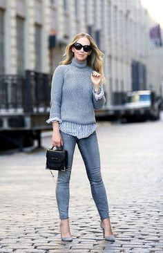 If your winter wardrobe staples are already starting to feel a bit stale, it might be time to change it up and try something new. There are obviously so many different options, but why not go for something a little more unique… like a monochromatic outfit. A monochrome outfit consists of a few different pieces … Read More