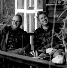Sune Risum-Urth and Rasmus Poulsgaard - authors of Akvavit: Rediscovering a Nordic spirit