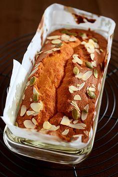 「かぼちゃペーストでしっとりパンプキンパウンドケーキ」JUNA | お菓子・パンのレシピや作り方【cotta*コッタ】