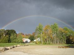 This was taken on Sykes street in Meaford