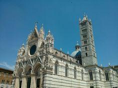 Catedral de Siena #EuropeosViajeros #Siena #Italia #Italy #Europe #Viaje #Travel #Turismo #Tourism