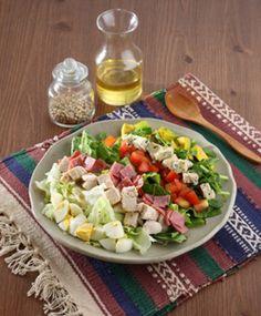[Resep] Salad Buah Daging Asap http://www.perutgendut.com/read/salad-buah-daging-asap/774 #Resep