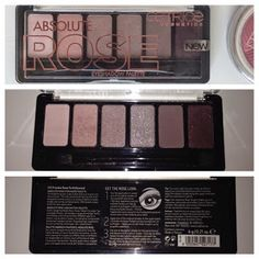 Make-up and Fashion Obsession: Review: Catrice Absolute Rose Eyeshadow Palette
