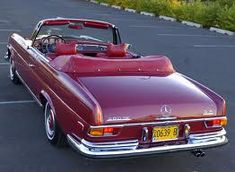 1971 Mercedes 280 3.5  Maintenance/restoration of old/vintage vehicles: the material for new cogs/casters/gears/pads could be cast polyamide which I (Cast polyamide) can produce. My contact: tatjana.alic@windowslive.com