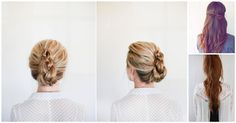 19 Five-Minute Hairstyles To Transform Your Busy Morning   Diply