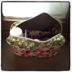 new toiletry bag, jersey&cotton, Fée Home