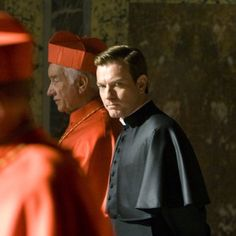 Ewan McGregor in Angels & Demons