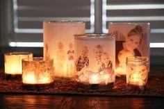 Faça objetos pessoais e de decoração utilizando fotografias