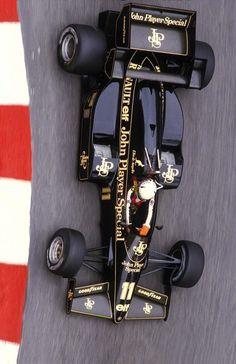 Elio de Angelis - Lotus Renault 95T