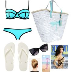 by miniafrica on Polyvore featuring polyvore fashion style Havaianas