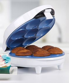 Look what I found on #zulily! Holstein Housewares Cupcake Maker with Whitford Color Nonstick by Holstein Housewares #zulilyfinds