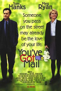 Love this film- it's so true! Some you pass on the street could be the love of your life...you just don't know it.