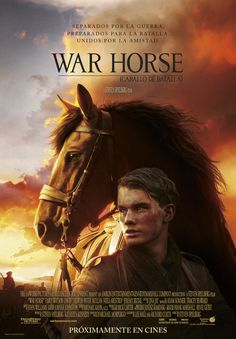 Una película dirigida por Steven Spielberg. 'Caballo de batalla' se desarrolla en la Inglaterra rural y en Europa durante la Primera Guerra Mundial. La historia narra la amistad entre un caballo llamado Joey y un joven llamado Albert (Jeremy Irvine), quien le doma y entrena. Cuando s...