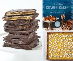 Recipes From The Holiday Kosher Baker by Paula Shoyer | House & Home | Photo by Michael Bennett Kress