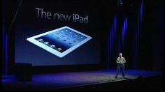 """Rupert Goodwins, Editor of the technology website, ZD Net UK: """"Unless you are a big Apple fan it will look like any other iPad."""""""