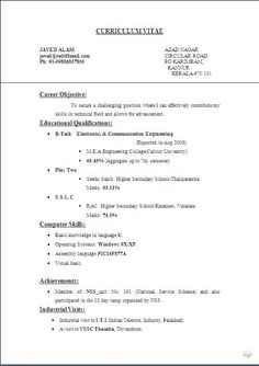 difference between biodata resume and cv share your knowledge biodata