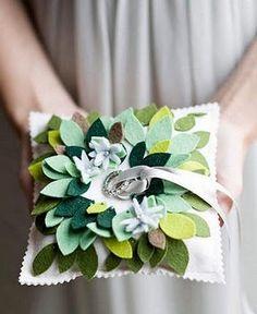 Suporte das alianças - Wedding Rings8